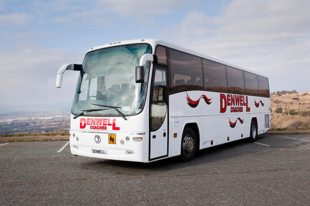 51 Seater Coach