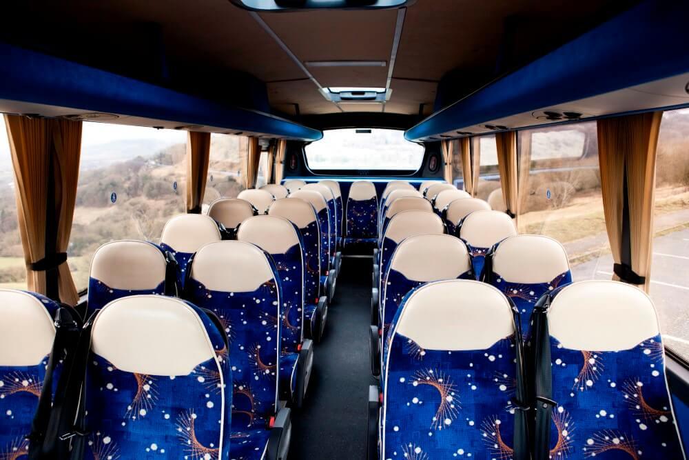 29 Seater Inside